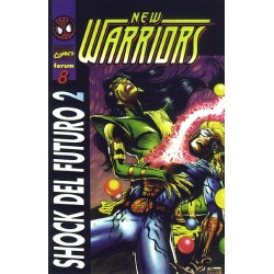 THE NEW WARRIORS VOL.3 Nº 8