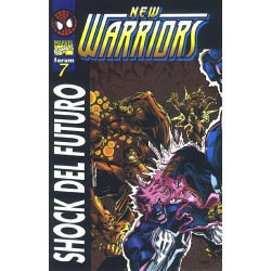 THE NEW WARRIORS VOL.3 Nº 7