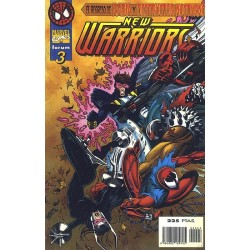 THE NEW WARRIORS VOL.3 Nº 3