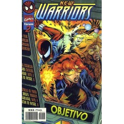 THE NEW WARRIORS VOL.3 Nº 2