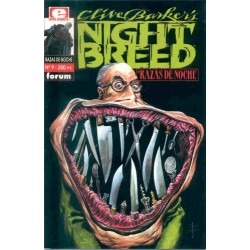 NIGHT BREED Nº 9