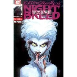 NIGHT BREED- RAZAS DE NOCHE Nº 8