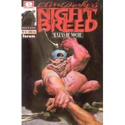 NIGHT BREED- RAZAS DE NOCHE Nº 6