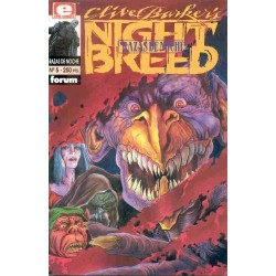 NIGHT BREED- RAZAS DE NOCHE Nº 5