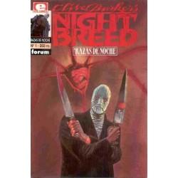 NIGHT BREED- RAZAS DE NOCHE Nº 1