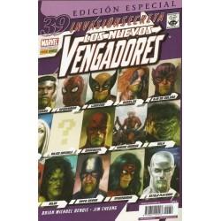 LOS NUEVOS VENGADORES Nº 39 INVASIÓN SECRETA