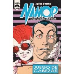 NAMOR Nº 5 JUEGO DE CABEZAS