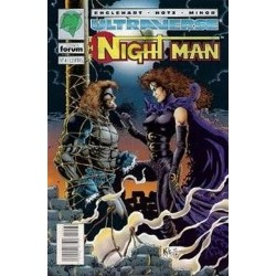 THE NIGHT MAN Nº 4