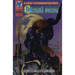 THE NIGHT MAN Nº 1