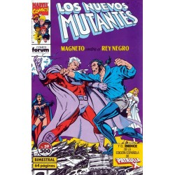 LOS NUEVOS MUTANTES VOL.1 Nº 59