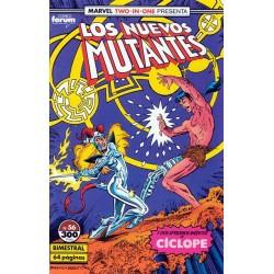 LOS NUEVOS MUTANTES VOL.1 Nº 56