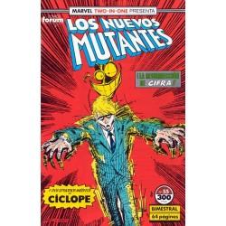 LOS NUEVOS MUTANTES VOL.1 Nº 55