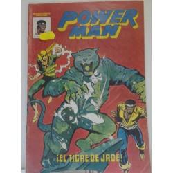 POWER-MAN Nº 3 EL TIGRE DE JADE
