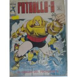 PATRULLA X VOL.3 Nº 6 EL ORIGEN DEL PROFESOR X