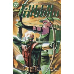 GREEN ARROW: CARCAJ Nº 5