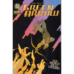 GREEN ARROW: LOS MUROS DE LA CIUDAD