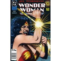 WONDER WOMAN Nº 1 EL TORNEO