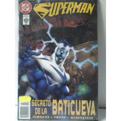 SUPERMAN: SECRETO DE LA BATICUEVA