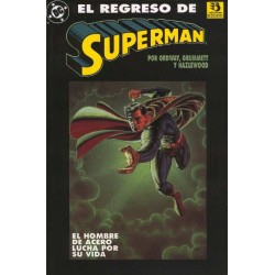 SUPERMAN: EL REGRESO DE SUPERMAN