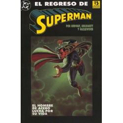 SUPERMAN: EL REGRESO DE SUPERMAN