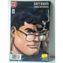 SUPERMAN: TERROR SUBTERRÁNEO