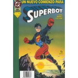 SUPERBOY: UN NUEVO COMIENZO