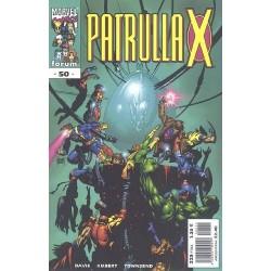 PATRULLA X VOL.2 Nº 50