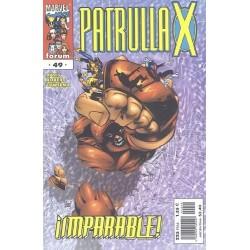 PATRULLA X VOL.2 Nº 49