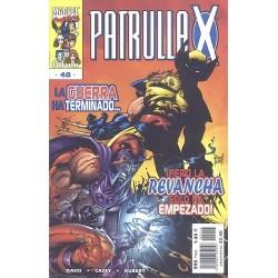 PATRULLA X VOL.2 Nº 48