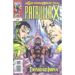 PATRULLA X VOL.2 Nº 47 LA GUERRA DE MAGNETO 4ª PARTE