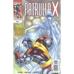 PATRULLA X VOL.2 Nº 45