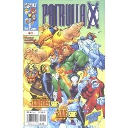PATRULLA X VOL.2 Nº 40