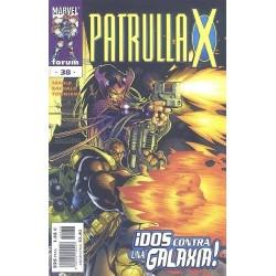PATRULLA X VOL.2 Nº 38