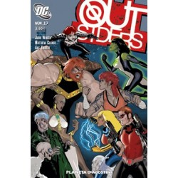 OUT SIDERS Nº 19