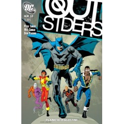 OUT SIDERS Nº 18
