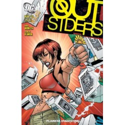 OUT SIDERS Nº 15