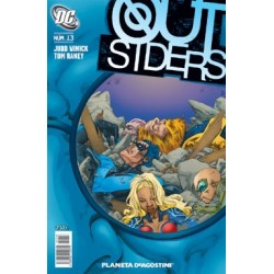 OUT SIDERS Nº 13