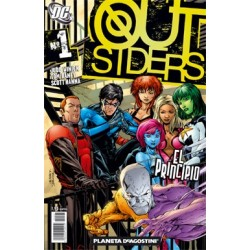 OUT SIDERS Nº 1