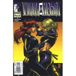 MARVEL KNIGHTS: VIUDA NEGRA VOL.1 Nº 3