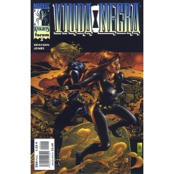 MARVEL KNIGHTS: VIUDA NEGRA VOL.1 Nº 2