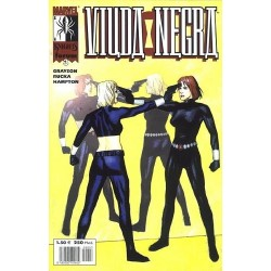 MARVEL KNIGHTS: VIUDA NEGRA VOL.2 Nº 3