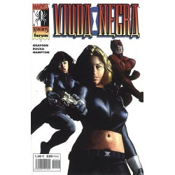 MARVEL KNIGHTS: VIUDA NEGRA VOL.2 1