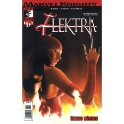 MARVEL KNIGHTS: ELEKTRA 27