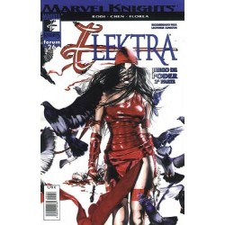 MARVEL KNIGHTS: ELEKTRA Nº 26