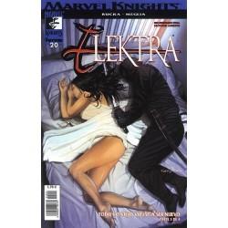 MARVEL KNIGHTS: ELEKTRA Nº 20