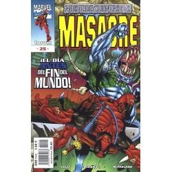 MASACRE VOL.3 Nº 25