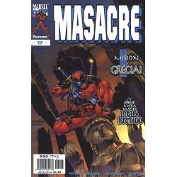 MASACRE VOL.3 Nº 17