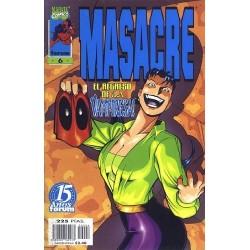 MASACRE VOL.3 Nº 6