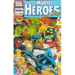MARVEL HEROES Nº 84 ESPECIAL NAVIDAD