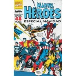 MARVEL HEROES Nº 83 ESPECIAL NAVIDAD
